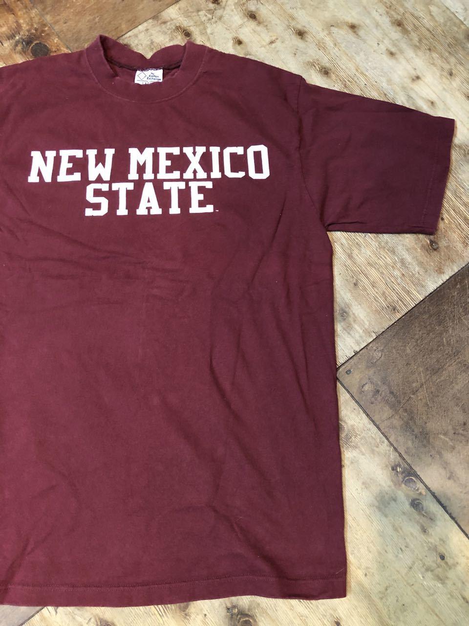 5/30(土)入荷! 90s  The cotton Exchange  NEW MEXICO STATE all cotton  Tシャツ!Made in U.S.A!_c0144020_13571236.jpg