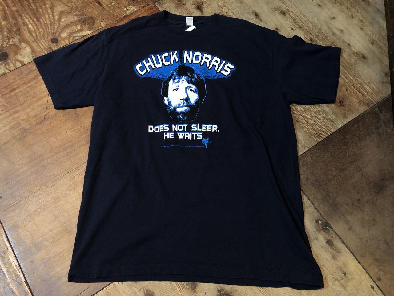 CHUCK NORRIS  チャックノリス Tシャツ!_c0144020_14005479.jpg