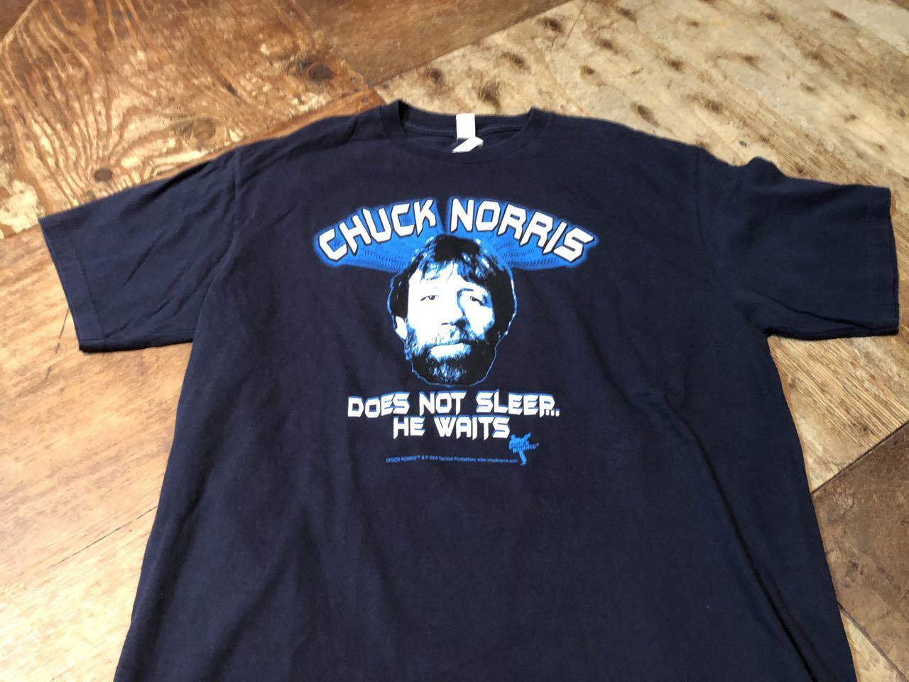 CHUCK NORRIS  チャックノリス Tシャツ!_c0144020_14005868.jpg