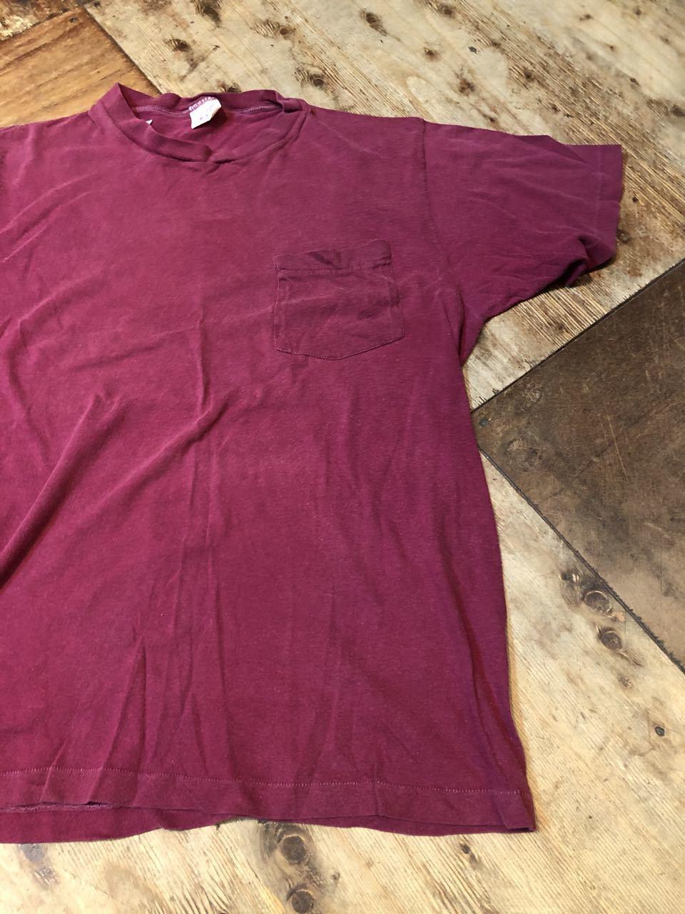5/30(土)入荷!70s  B.V.D ポケットTシャツ!_c0144020_14143820.jpg