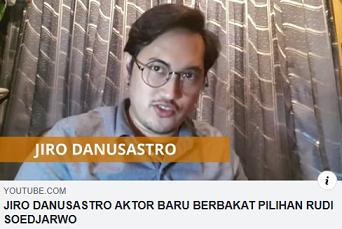 祝・インドネシアのJIRO DANUSASTROさん出演@UNDERDOG KICKASS(RUDI SOEDJARWO監督の新人発掘映画塾)_a0054926_17213837.jpg