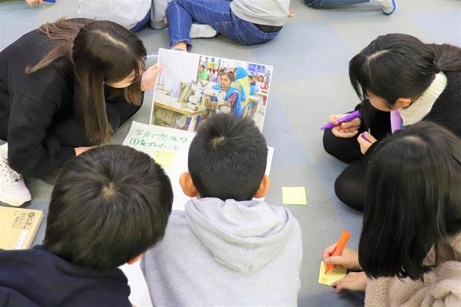 新潟市立漆山小学校においてワークショップを行いました_c0167632_15052889.jpg