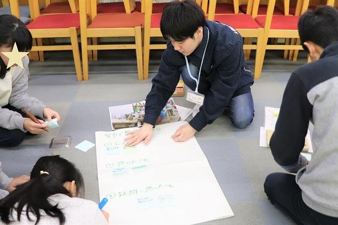 新潟市立漆山小学校においてワークショップを行いました_c0167632_15061862.jpg