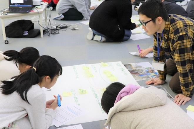 新潟市立漆山小学校においてワークショップを行いました_c0167632_15092242.jpg