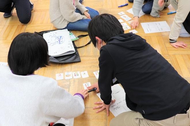 阿賀町立上川小学校においてワークショップを行いました_c0167632_15180504.jpg
