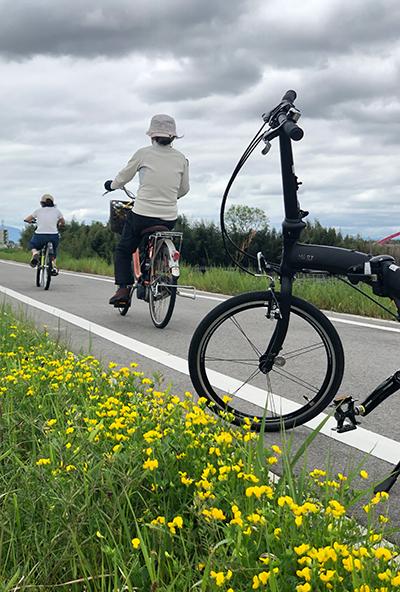 初めてのサイクリング_e0164563_16055861.jpg