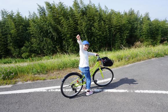 初めてのサイクリング_e0164563_16055898.jpg
