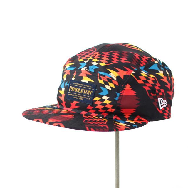 NEW ERA [ニューエラ] JET CAP PENDLETON WPATH CAP [12325702] ジェットキャップ ペンドルトン ウーブンパッチ  MEN\'S/LADY\'S _f0051306_16185736.jpg