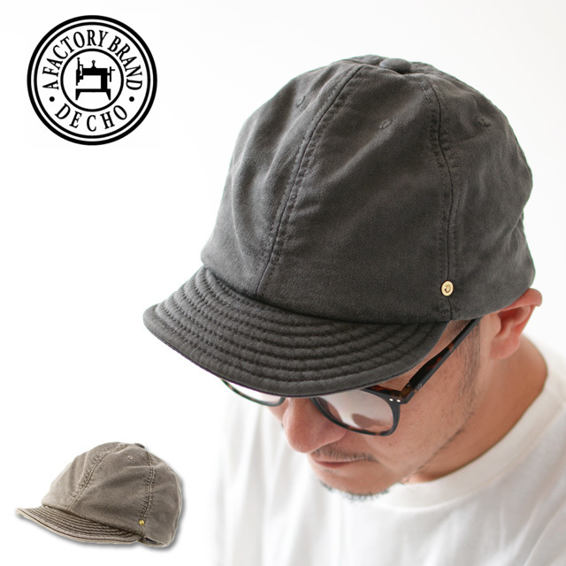 DECHO[デコー] BALL CAP [ANDC-054] ボールキャップ・ベースボールキャップ・MEN\'S/LADY\'S_f0051306_17295240.jpg