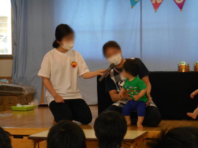 お誕生日会_e0148419_963653.jpg