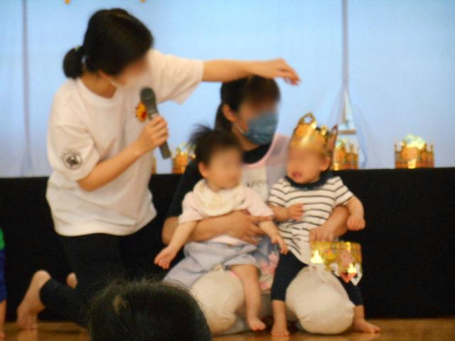 お誕生日会_e0148419_97398.jpg