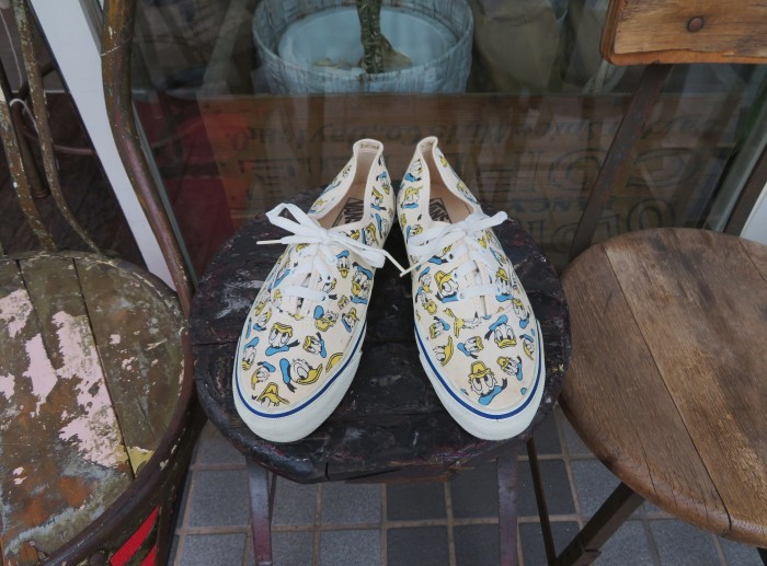 90\'s Made in U.S.A. VANS アメリカ製 バンズ 黒  _e0187362_19560387.jpg