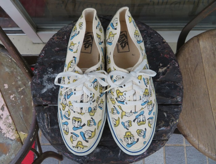 90\'s Made in U.S.A. VANS アメリカ製 バンズ 黒  _e0187362_19565566.jpg