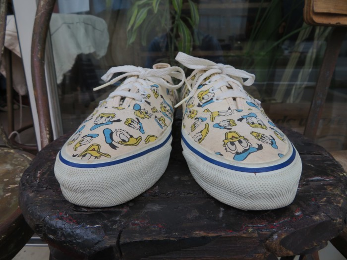 90\'s Made in U.S.A. VANS アメリカ製 バンズ 黒  _e0187362_19574252.jpg