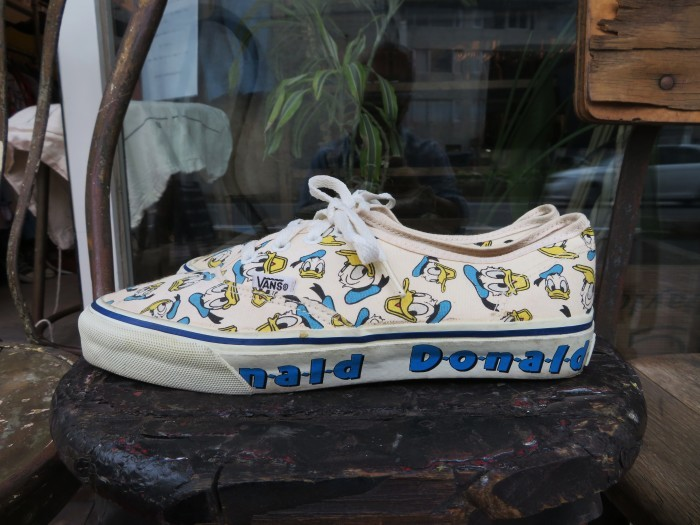 90\'s Made in U.S.A. VANS アメリカ製 バンズ 黒  _e0187362_19580459.jpg