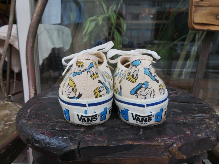 90\'s Made in U.S.A. VANS アメリカ製 バンズ 黒  _e0187362_19582962.jpg