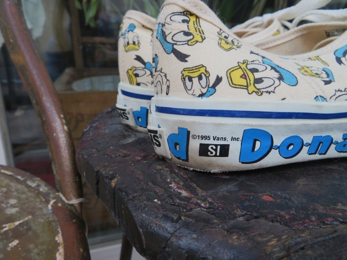 90\'s Made in U.S.A. VANS アメリカ製 バンズ 黒  _e0187362_19590617.jpg