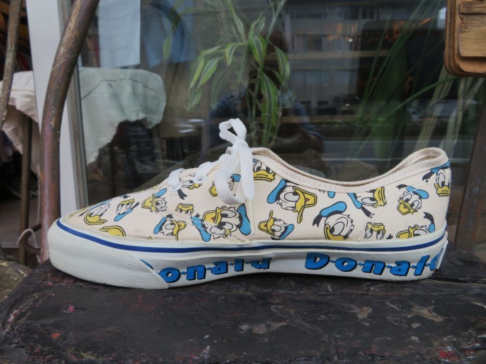 90\'s Made in U.S.A. VANS アメリカ製 バンズ 黒  _e0187362_19595761.jpg