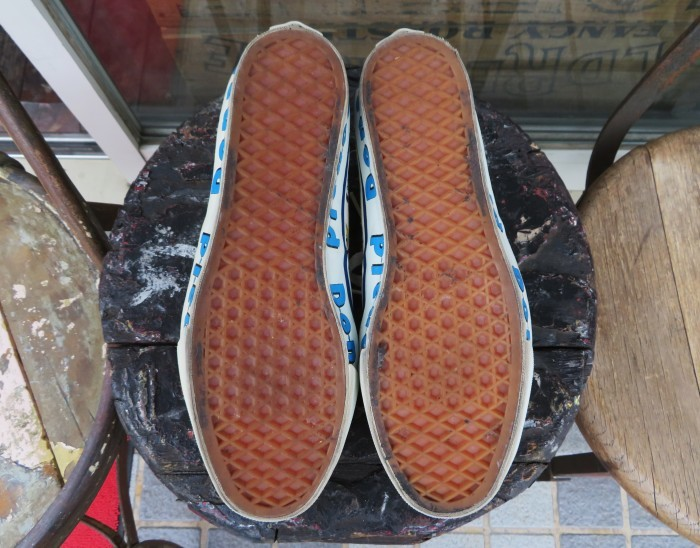 90\'s Made in U.S.A. VANS アメリカ製 バンズ 黒  _e0187362_20001290.jpg