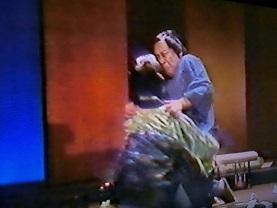 7-27/30-64 舞台「小林一茶」井上ひさし作 木村光一演出 こまつ座の時代(アングラの帝王から新劇へ)_f0325673_11251783.jpg