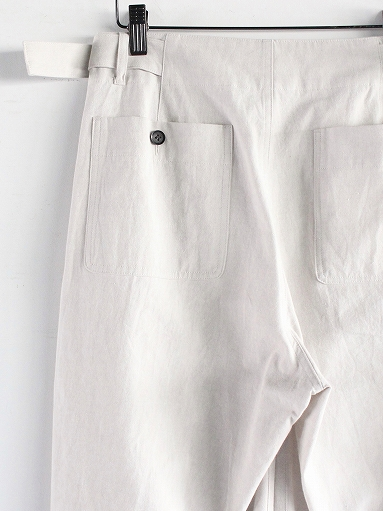 THE HINOKI Cotton Bafu OSFA Wide Half Pants / Oatmeal_b0139281_13271580.jpg