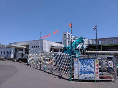 JR東鷲宮駅の東西地下連絡道に「障害者対応型エレベーター」設置費用に県補助決定 R2年5月30日_d0084783_09191295.jpg