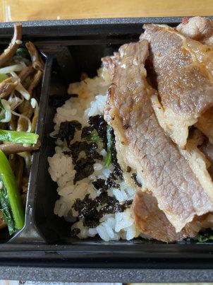 町田多摩境:おうちで牛角♪「牛角ビュッフェ」の焼肉弁当を食べた♪_c0014187_03671.jpg