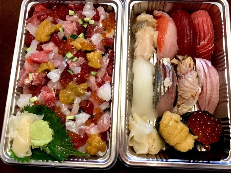 「魚男・磨き」のお寿司とシャンパーニュ♪_c0212604_13241244.jpg