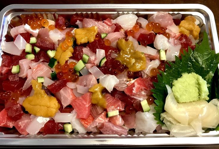 「魚男・磨き」のお寿司とシャンパーニュ♪_c0212604_1326919.jpg