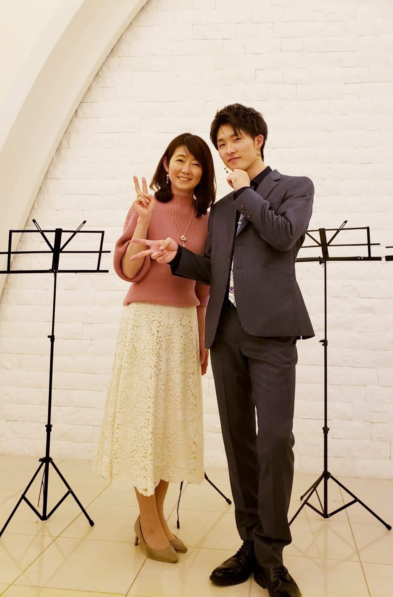 《コンサートレポ》Vocal Ensemble feu Concert in Tokyo 2020.3.20(金)@えびらホール_a0157409_10103975.jpeg