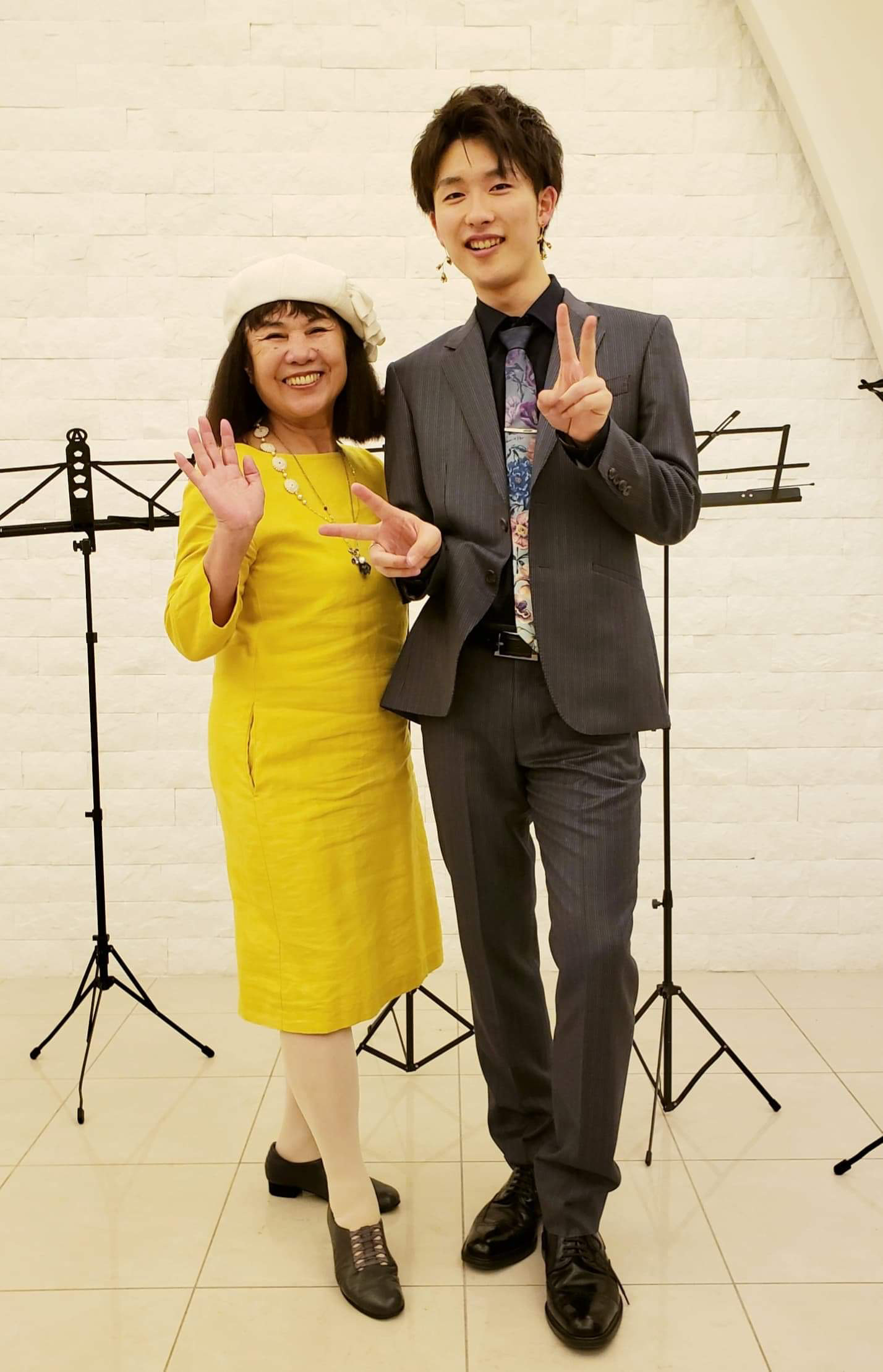 《コンサートレポ》Vocal Ensemble feu Concert in Tokyo 2020.3.20(金)@えびらホール_a0157409_10145825.jpeg