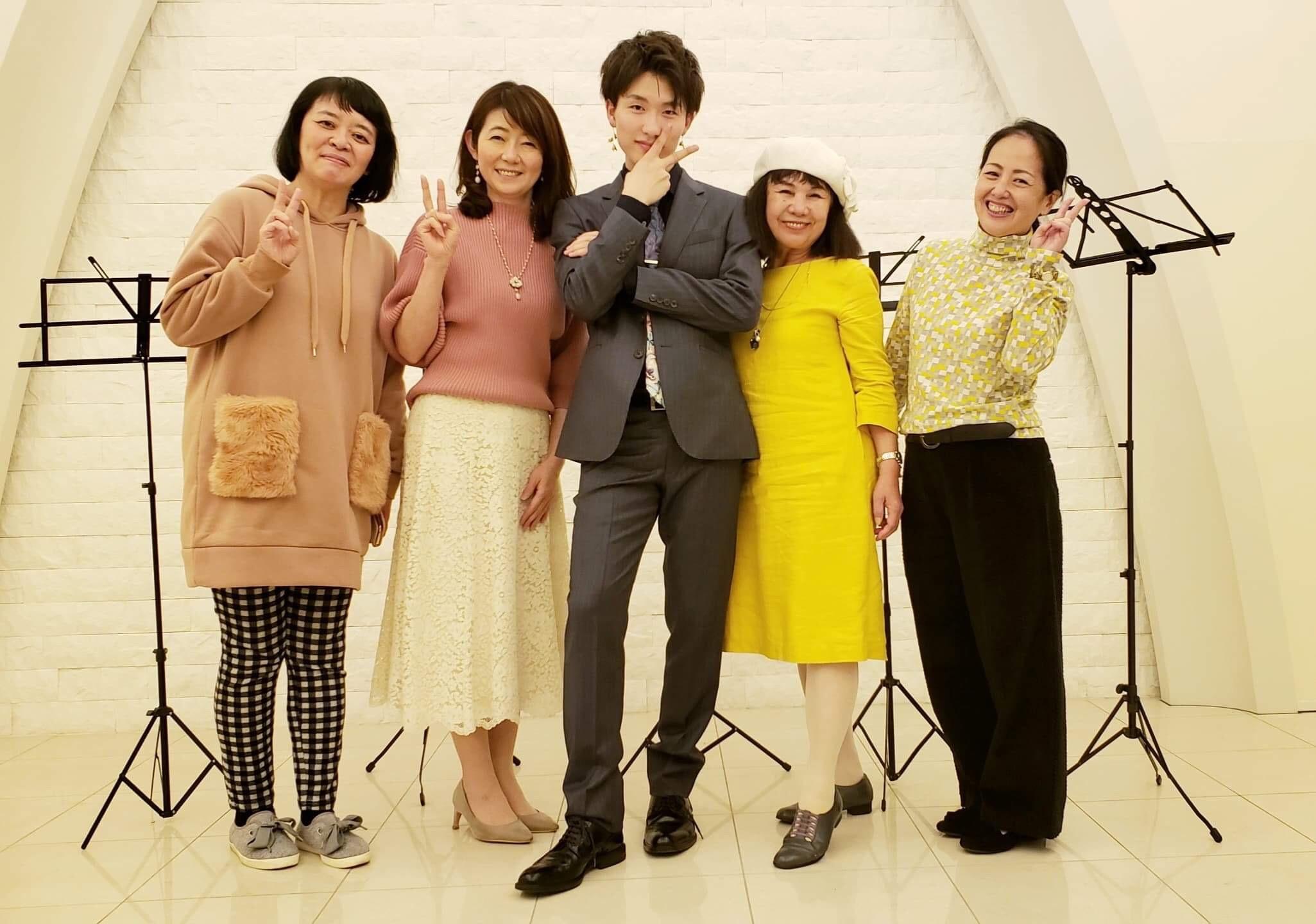 《コンサートレポ》Vocal Ensemble feu Concert in Tokyo 2020.3.20(金)@えびらホール_a0157409_10153879.jpeg