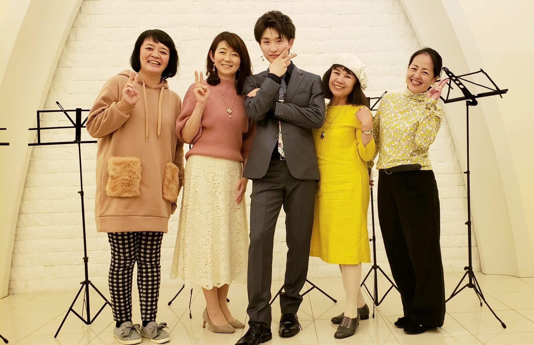 《コンサートレポ》Vocal Ensemble feu Concert in Tokyo 2020.3.20(金)@えびらホール_a0157409_10155898.jpeg