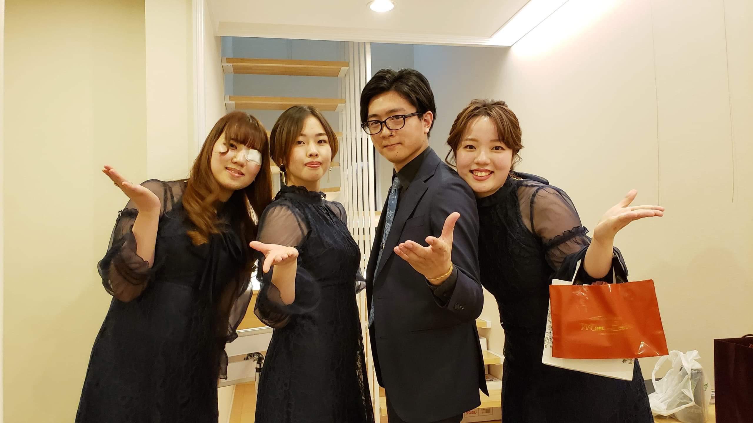 《コンサートレポ》Vocal Ensemble feu Concert in Tokyo 2020.3.20(金)@えびらホール_a0157409_10245175.jpeg