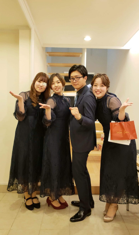 《コンサートレポ》Vocal Ensemble feu Concert in Tokyo 2020.3.20(金)@えびらホール_a0157409_10252907.jpeg