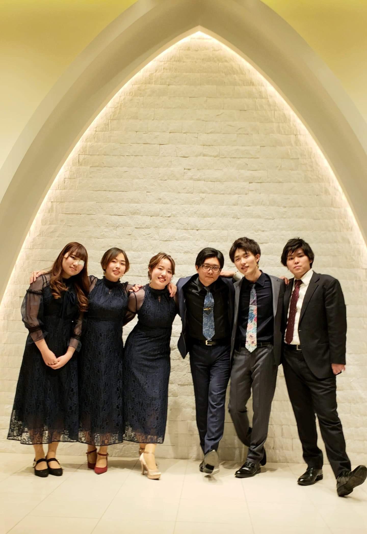 《コンサートレポ》Vocal Ensemble feu Concert in Tokyo 2020.3.20(金)@えびらホール_a0157409_10261370.jpeg