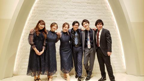 《コンサートレポ》Vocal Ensemble feu Concert in Tokyo 2020.3.20(金)@えびらホール_a0157409_10280535.jpeg