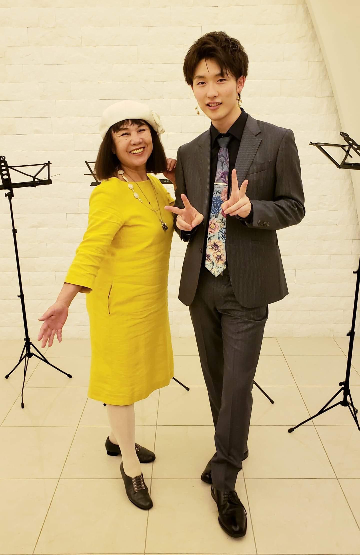《コンサートレポ》Vocal Ensemble feu Concert in Tokyo 2020.3.20(金)@えびらホール_a0157409_10290413.jpeg