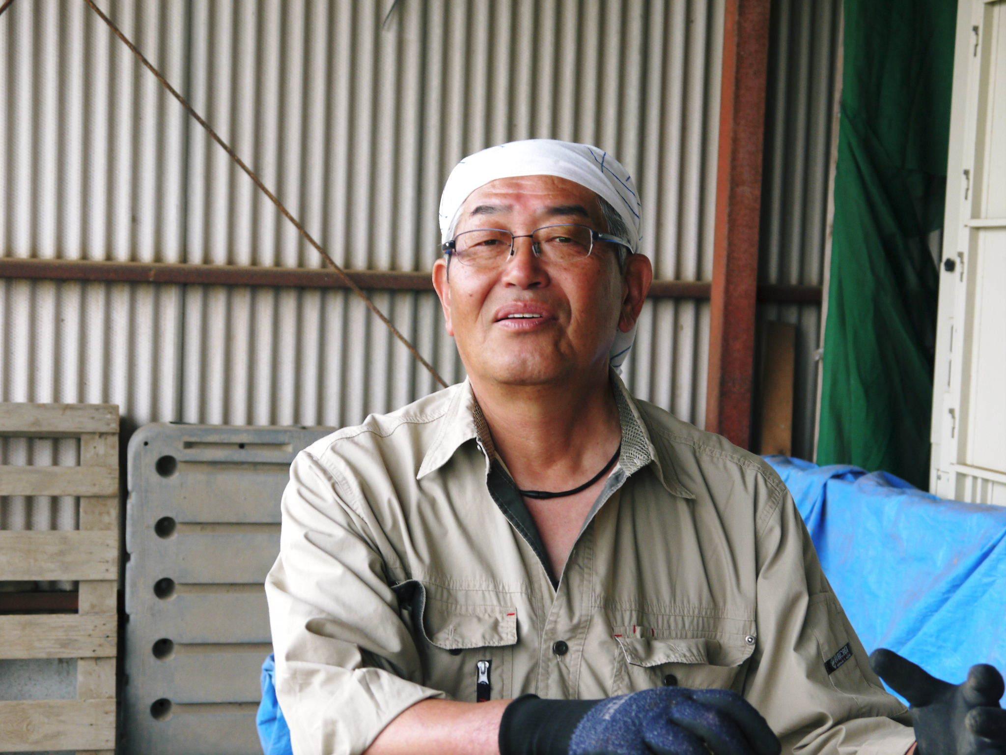 無農薬栽培の米粉、発芽玄米、雑穀米大好評発売中!「健康農園」さんの令和2年度の米作りがスタート!_a0254656_19560181.jpg