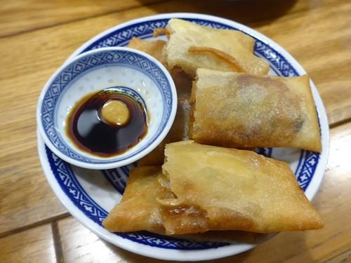 四谷三丁目「香港麺 新記」へ行く。_f0232060_1359934.jpg