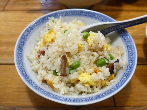 四谷三丁目「香港麺 新記」へ行く。_f0232060_14113482.jpg