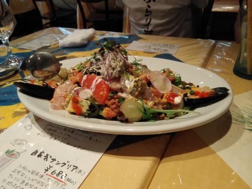 久しぶりの外食で、10日遅れの誕生日祝い_f0395164_21203854.jpg