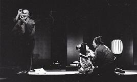 7-30/30-67 舞台「小林一茶」井上ひさし作 木村光一演出 こまつ座の時代(アングラの帝王から新劇へ)_f0325673_14552833.jpg