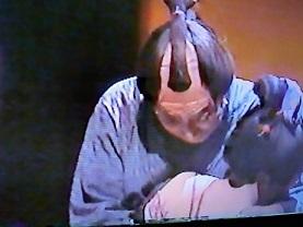 7-28/30-65 舞台「小林一茶」井上ひさし作 木村光一演出 こまつ座の時代(アングラの帝王から新劇へ) _f0325673_14582841.jpg