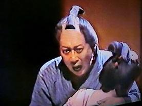 7-28/30-65 舞台「小林一茶」井上ひさし作 木村光一演出 こまつ座の時代(アングラの帝王から新劇へ) _f0325673_15012241.jpg