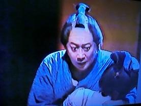7-29/30-66 舞台「小林一茶」井上ひさし作 木村光一演出 こまつ座の時代(アングラの帝王から新劇へ)_f0325673_15305061.jpg