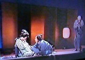 7-29/30-66 舞台「小林一茶」井上ひさし作 木村光一演出 こまつ座の時代(アングラの帝王から新劇へ)_f0325673_15345053.jpg