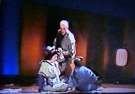 7-29/30-66 舞台「小林一茶」井上ひさし作 木村光一演出 こまつ座の時代(アングラの帝王から新劇へ)_f0325673_15345249.jpg