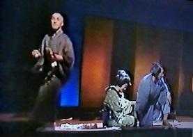 7-29/30-66 舞台「小林一茶」井上ひさし作 木村光一演出 こまつ座の時代(アングラの帝王から新劇へ)_f0325673_15345585.jpg