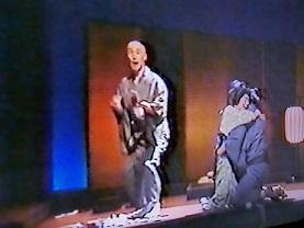 7-31/30-68 舞台「小林一茶」井上ひさし作 木村光一演出 こまつ座の時代(アングラの帝王から新劇へ)_f0325673_16262130.jpg